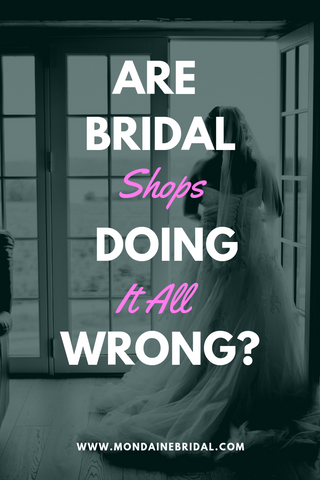 Plus Size Wedding Dresses - Are Bridal Shops Doing It All Wrong?
