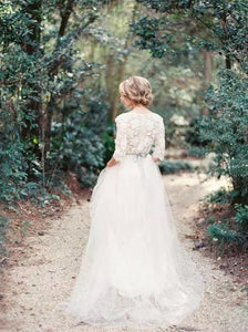 Ball Gown/A-Line Wedding Dresses