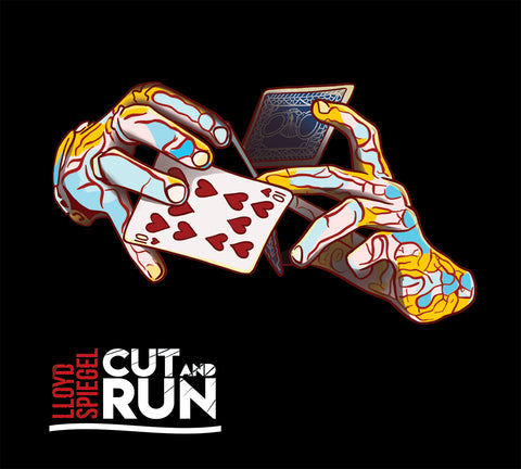 Cut and Run (2019) - Physical CD