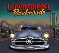 Backroads (2018) - Physical CD
