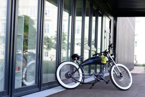 Bicicleta Electrica Chopper