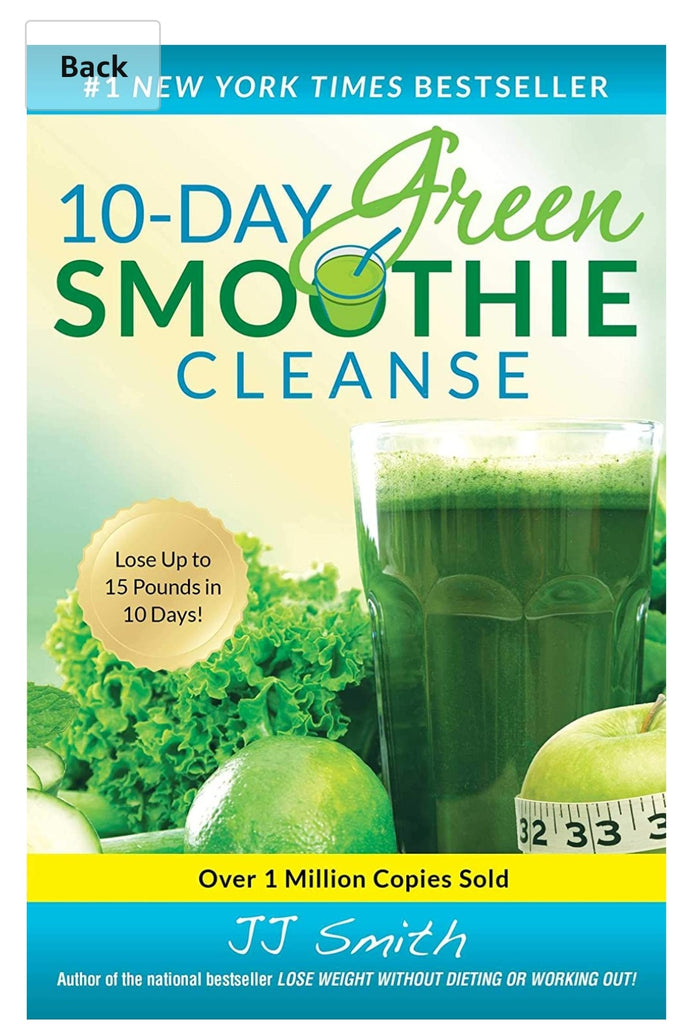 10 Day smoothie cleanes