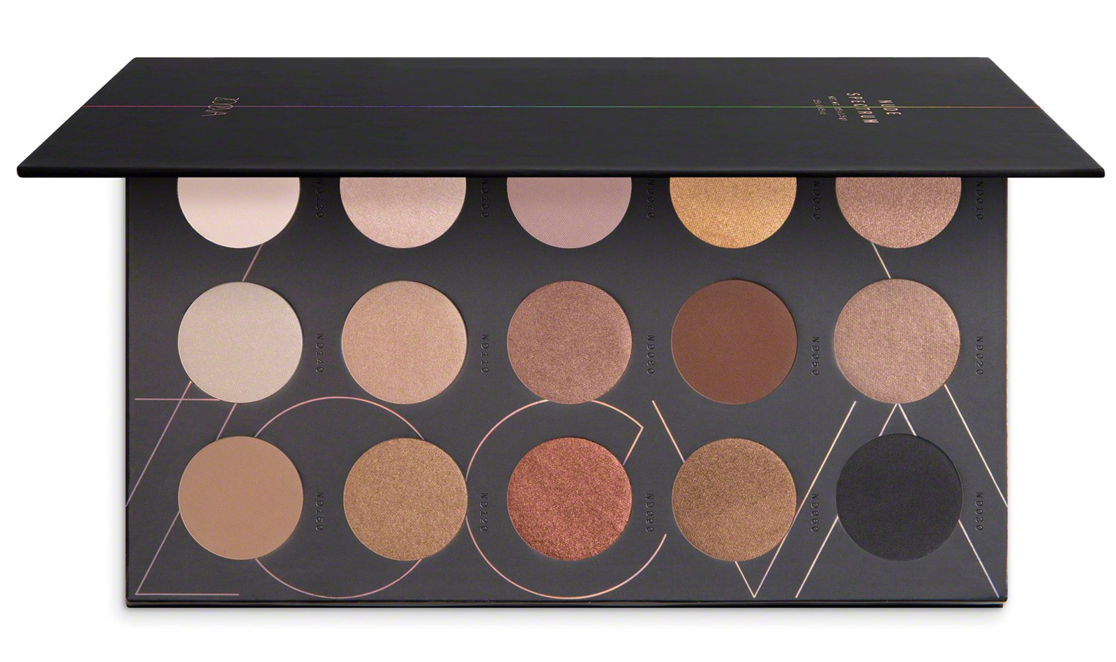 NUDE SPECTRUM (EYESHADOW PALETTE)