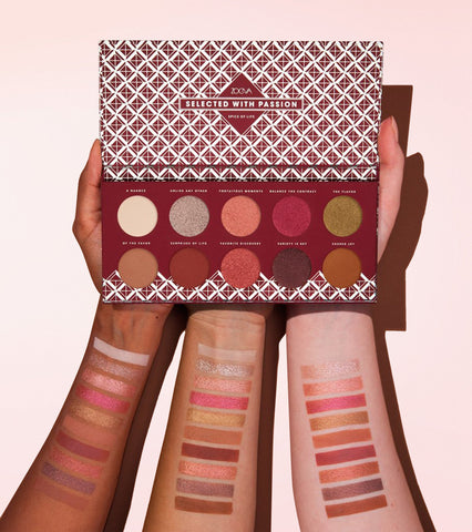Spice Of Life Eyeshadow Palette