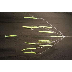 9ers 7 inch Eel Umbrella JB Tackle