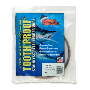 AFW Stainless Steel Leader Wire JB Tackle