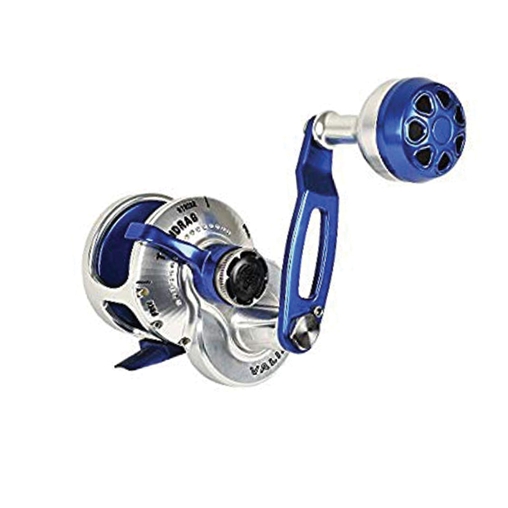 Accurate Valiant BV-300 Reel (Blue/Silver) JB Tackle