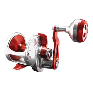 Accurate Boss Valiant BV-300 (Red/Silver) JB Tackle