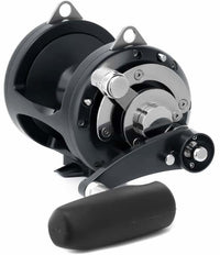 Avet Pro EXW 2-Speed Big Game Lever Drag Reel (Black) JB Tackle