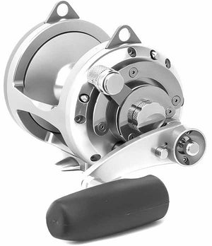 Avet Pro EXW 2-Speed Big Game Lever Drag Reel (Silver) JB Tackle