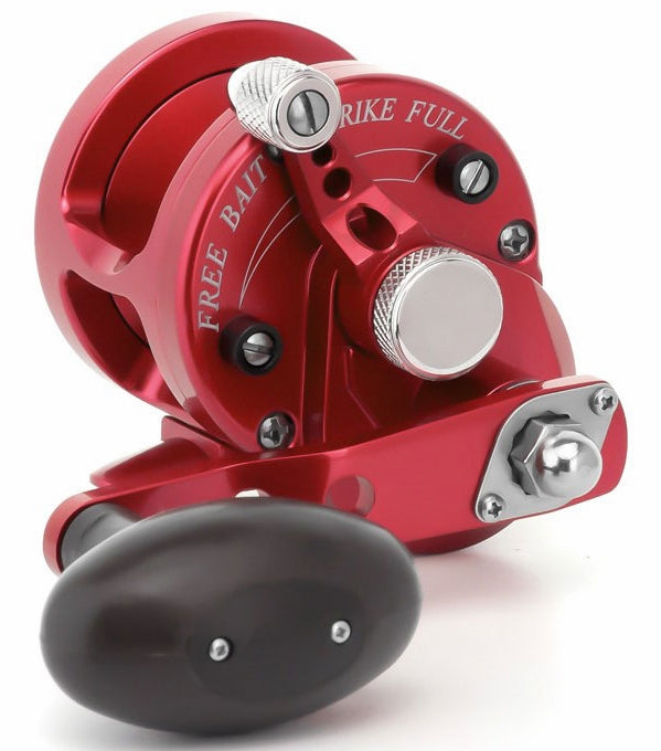 Avet SXJ 5.3 : 1 Lever Drag Casting Reel (Red) JB Tackle