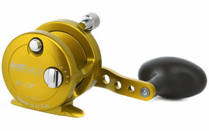Avet SXJ 5.3 : 1 Lever Drag Casting Reel (Gold) JB Tackle