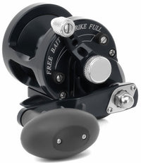Avet SX 5.3 : 1 Lever Drag Casting Reel (Black) JB Tackle