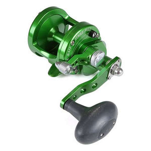 Avet SX 5.3 : 1 Lever Drag Casting Reel (Emerald Green) JB Tackle