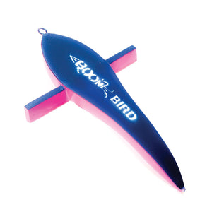 Boone Pre-Rigged Teaser Bird (Navy/Pink) JB Tackle