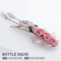 Chasebaits Ultimate Squid (Bottle Squid) JB Tackle