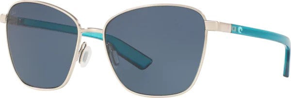 Costa Del Mar Paloma Polarized 580P Plastic Sunglasses