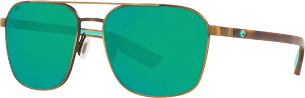 Costa Del Mar Wader Polarized 580P Plastic Sunglasses