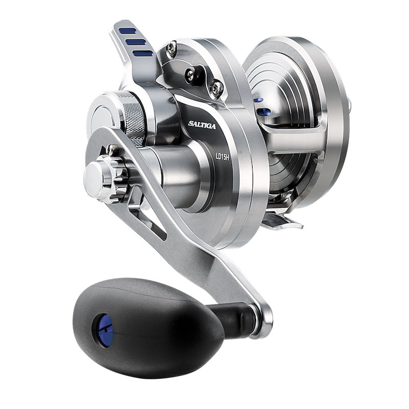 2020 Daiwa Saltiga Single Speed Lever Drag Conventional Reels