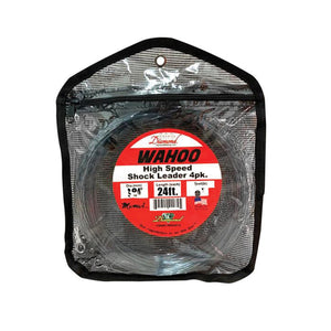 Wahoo High Speed Shock Leader by Diamond Fishing