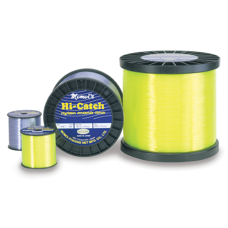 Momoi Hi-Catch Mono Filament Fishing Line
