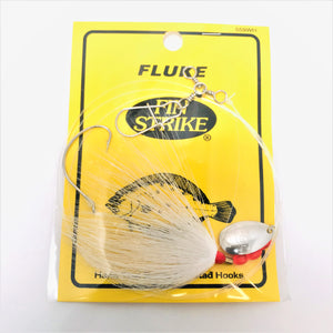 Fin Strike 559 Fluke Rigs with Bucktail Teaser