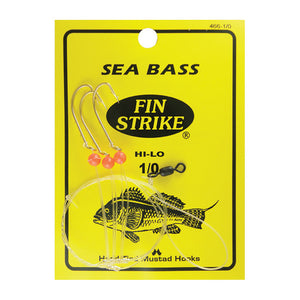 Fin Strike Black Sea Bass Rig 466