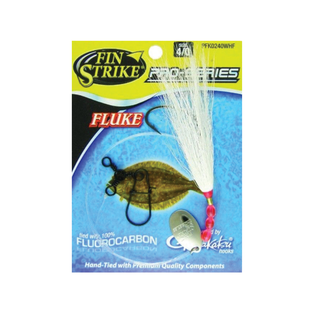 Fin Strike Pro-Series Fluke Rig JB Tackle