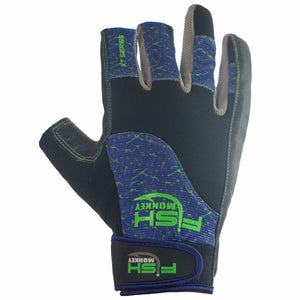 "Fish Monkey FM16 Quick Release Med. Weight Wiring Glove ""Charles Perry Edition"""