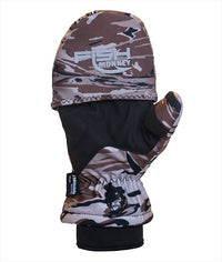 Fish Monkey FM25 Tundra Premium Insulated Mitten Fishing Glove