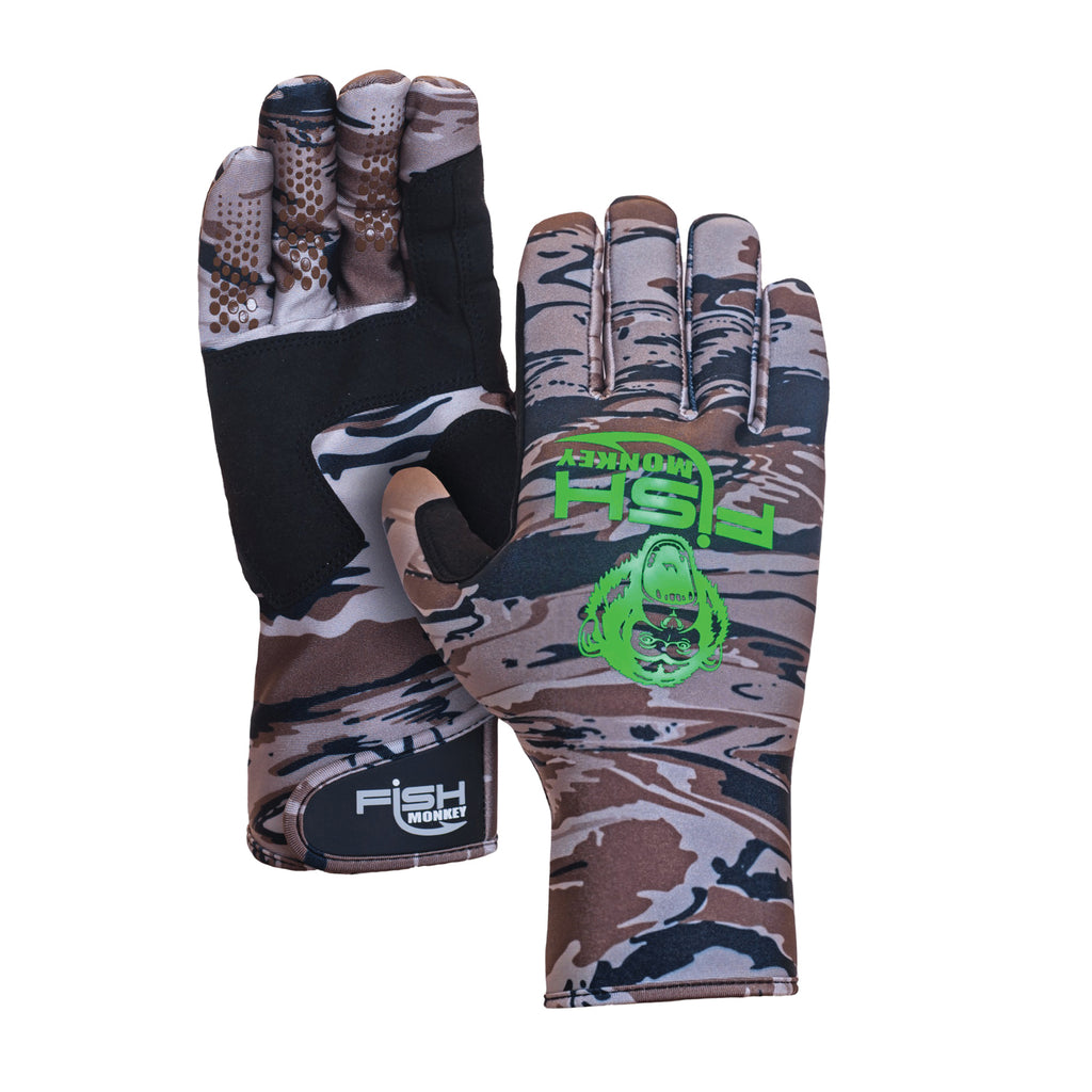 Fish Monkey BackCountry Insulated Full Finger Guide Glove JB Tackle