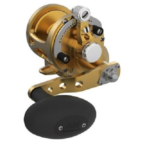 Avet G2 SX 5.3 Lever Drag Single-Speed Casting Reel (Gold) JB Tackle