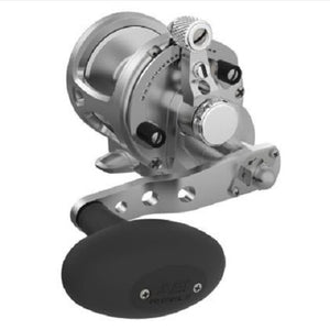 Avet G2 SX 5.3 Lever Drag Single-Speed Casting Reel (Silver) JB Tackle