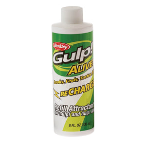 Berkley GULP! ALIVE! Recharge Liquid 8oz JB Tackle