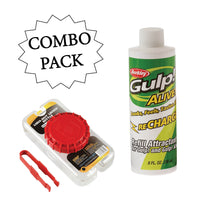 Berkley GULP! Combo Recharge/Plano Bait Locker JB Tackle