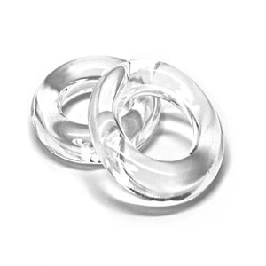 Glass Outrigger Rings