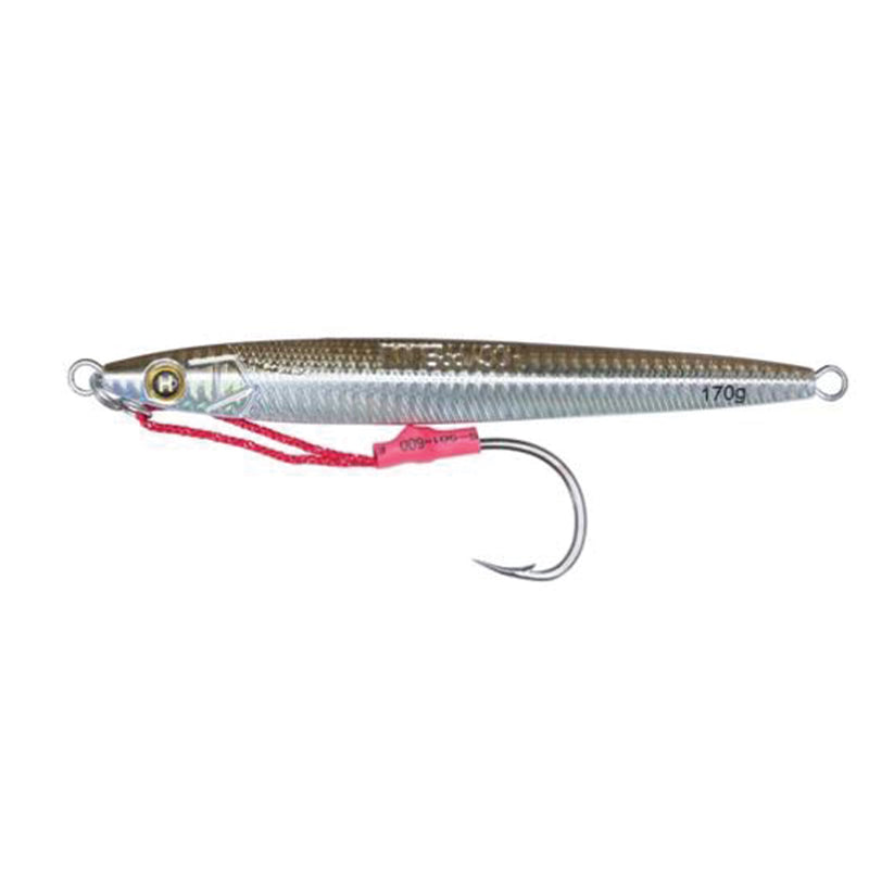 Hogy Slow Pitch Sand Eel Jig with Assist hook