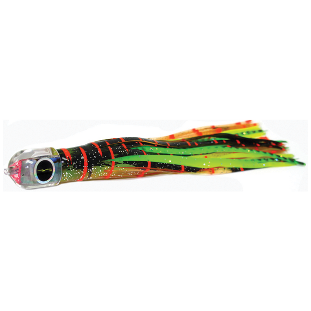 Black Bart Ika Lure (Inverted Tiger) JB Tackle