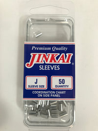 Jinkai Crimp Sleeves 50 Pack
