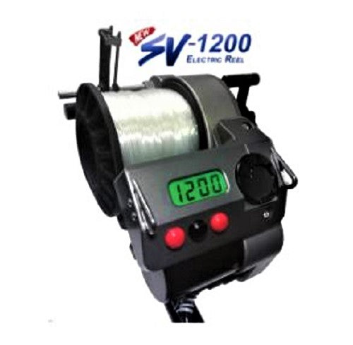 Lindgren-Pitman Reels Variable Speed SV-1200 Electric