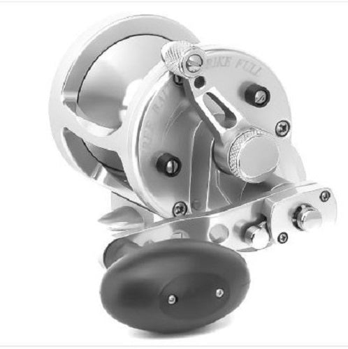 Avet MXL 6/4 G2 Lever Drag 2-speed Casting Reel (Silver) JB Tackle