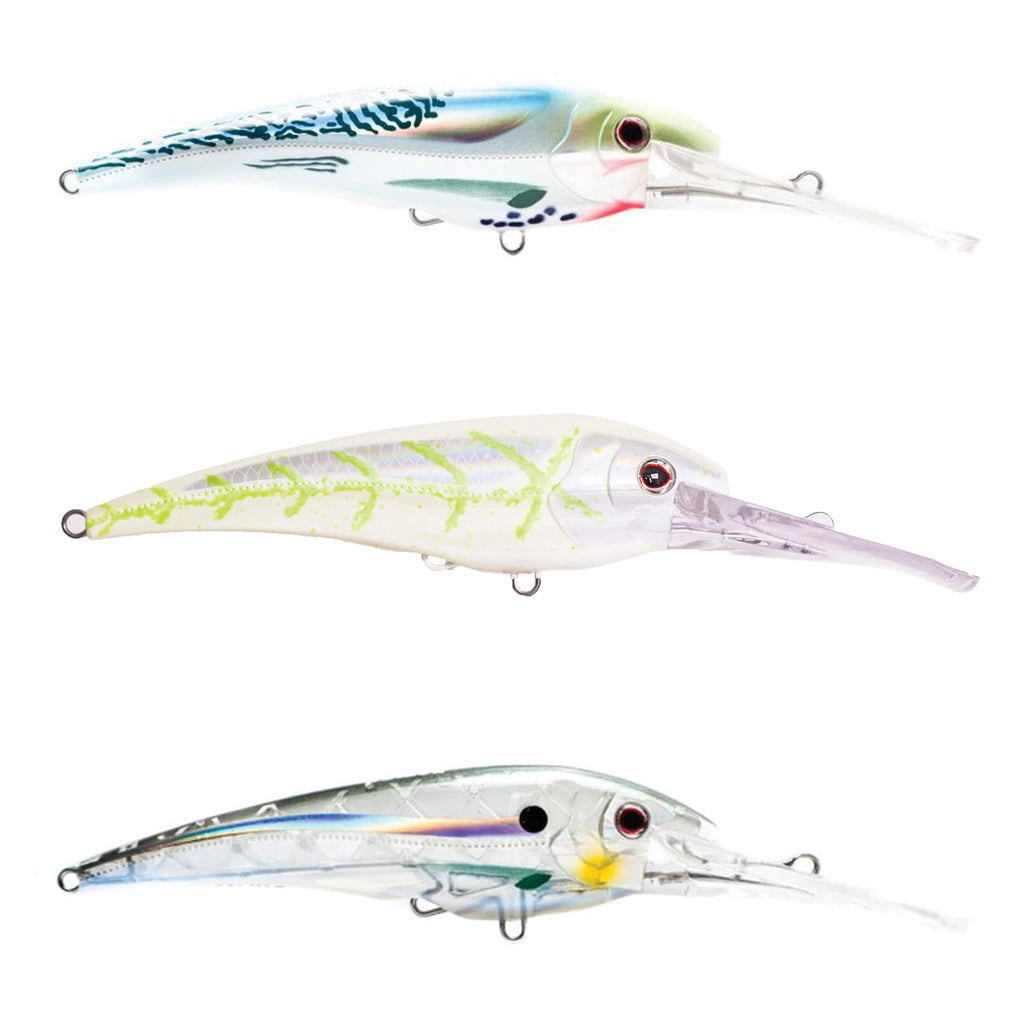 Nomad Design DTX Minnow Deep Diving Trolling Lures