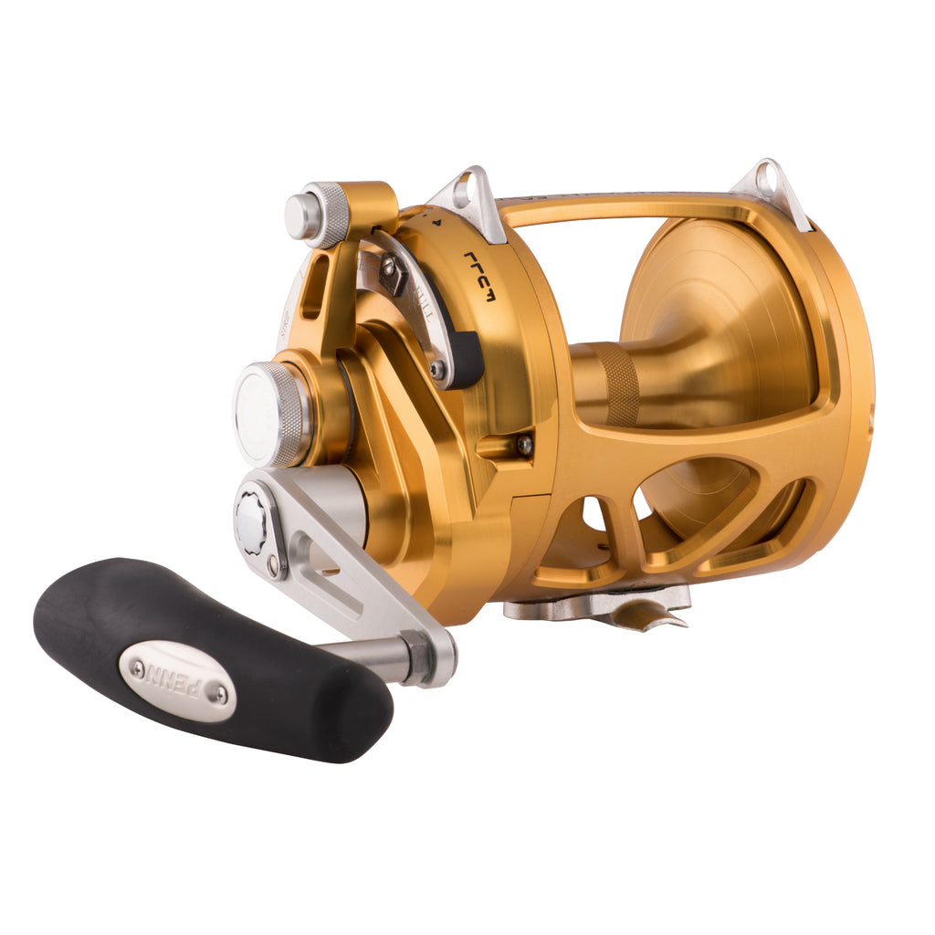 Penn International VI Single Speed Big Game Lever Drag Reels