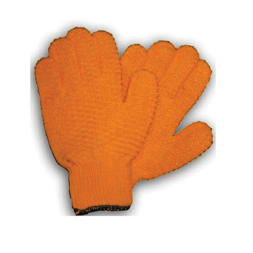 Promar Orange Non-Slip Fishing Glove