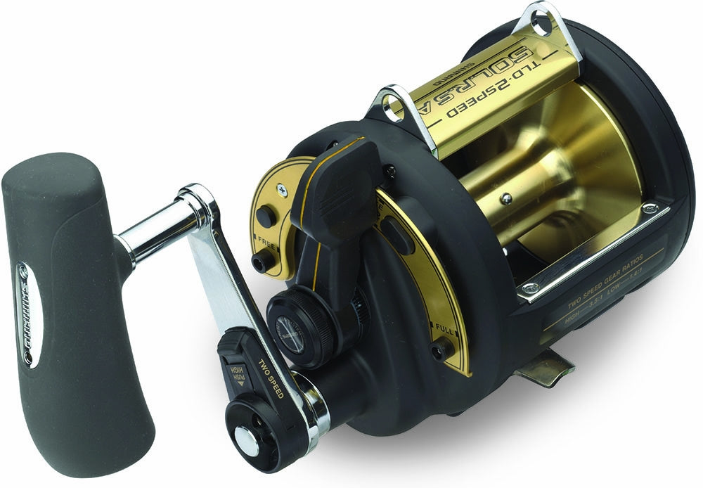 Shimano TLD II Two Speed Conventional Lever Drag Reels