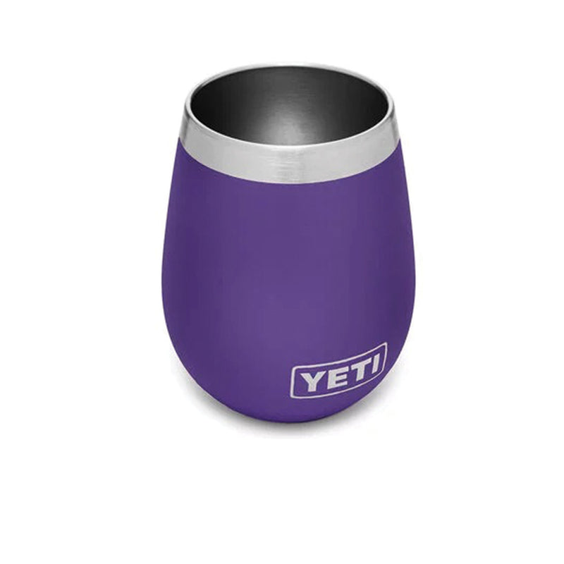 Yeti Wine Tumbler Purple  Insulated Wine Glass