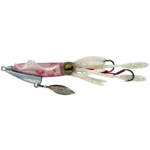 Chasebaits Ultimate Squid Rig w/ Rubber Squid JB Tackle