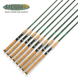St. Croix Tidemaster Inshore Spinning Rods