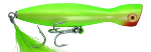 Super Strike Little Neck Topwater Poppers (Sinking)