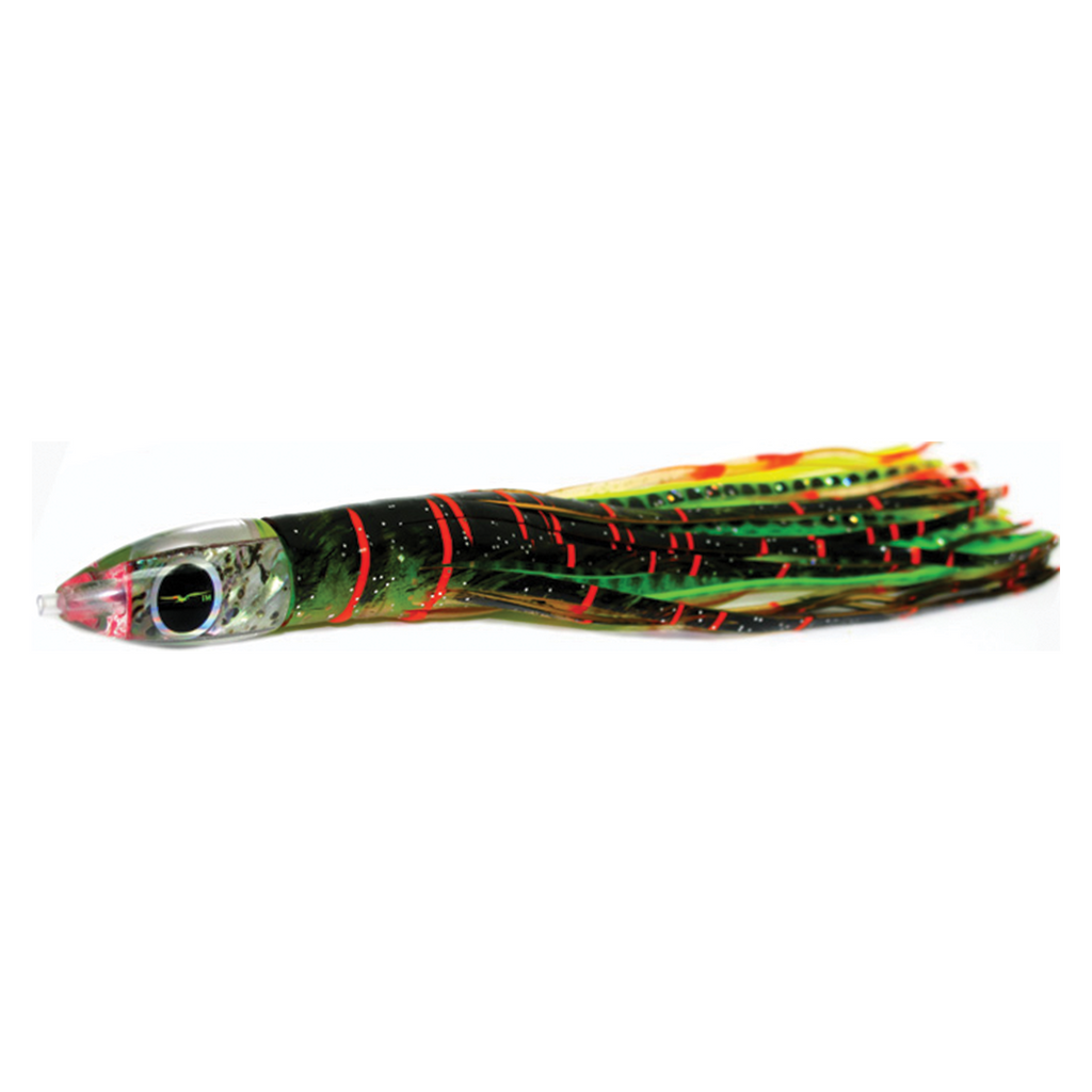 Black Bart Sushi Lure (Inverted Tiger) JB Tackle